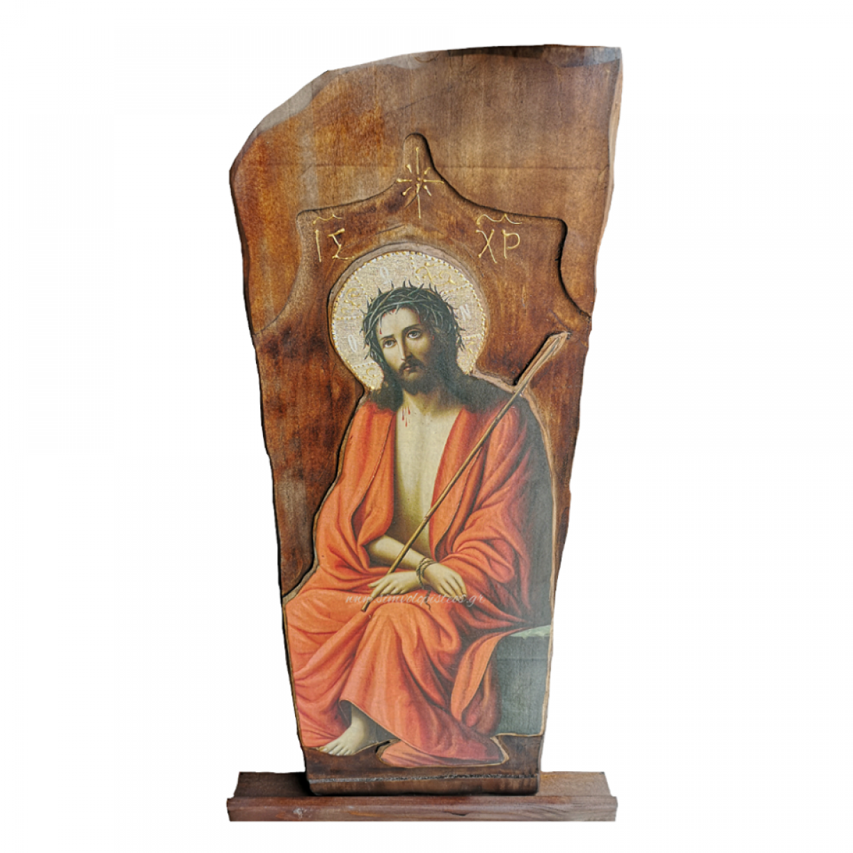 ΙΗΣΟΥΣ ΧΡΙΣΤΟΣ ΝΥΜΦΙΟΣ